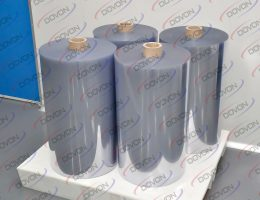 Пленка поливинилхлоридная для изготовления тары под пищевые продукты и лекарственные средства